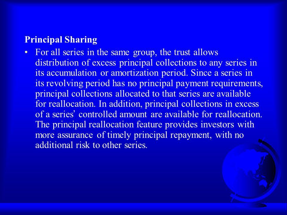 Principal Sharing