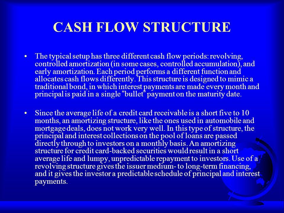 CASH FLOW STRUCTURE