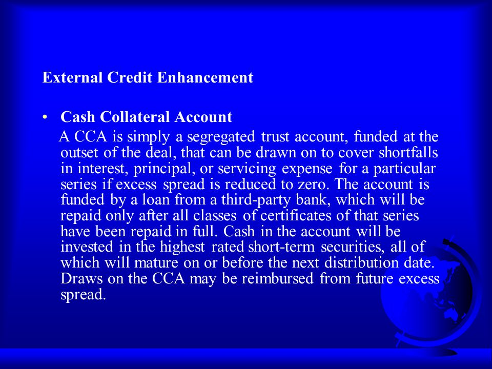 External Credit Enhancement