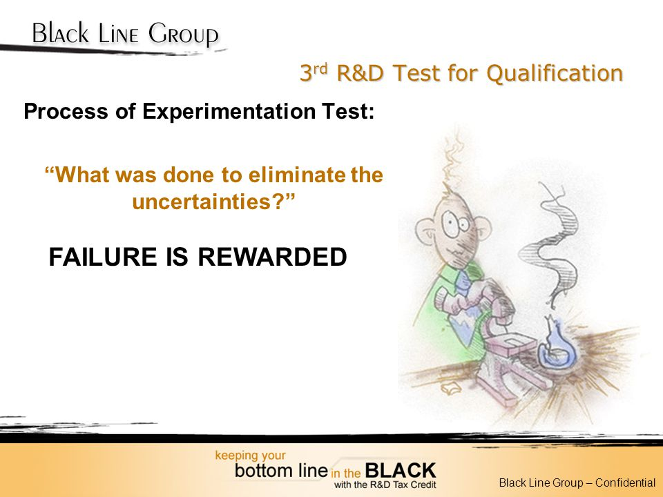 3rd R&D Test for Qualification