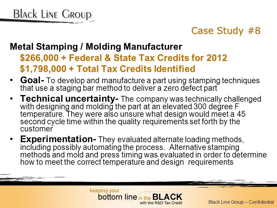 Metal Stamping / Molding Manufacturer