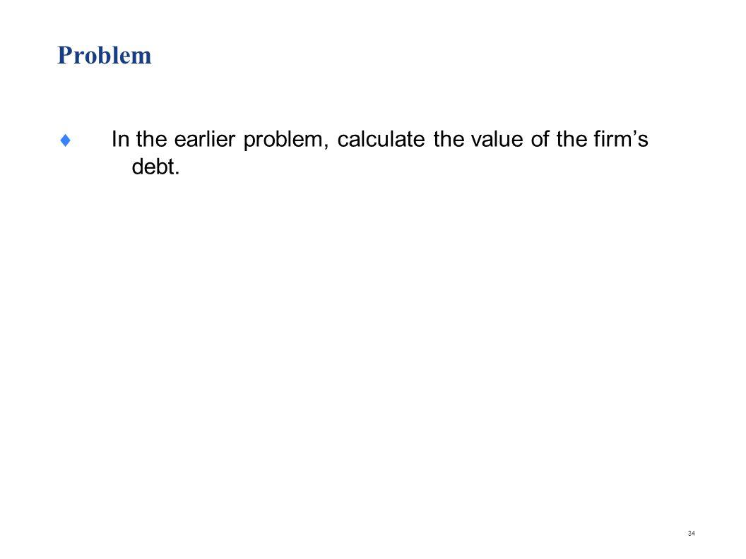 Solution Dt = Fe-r(T-t) – pt = 50e-.05(3) – pt = 43.035 – pt