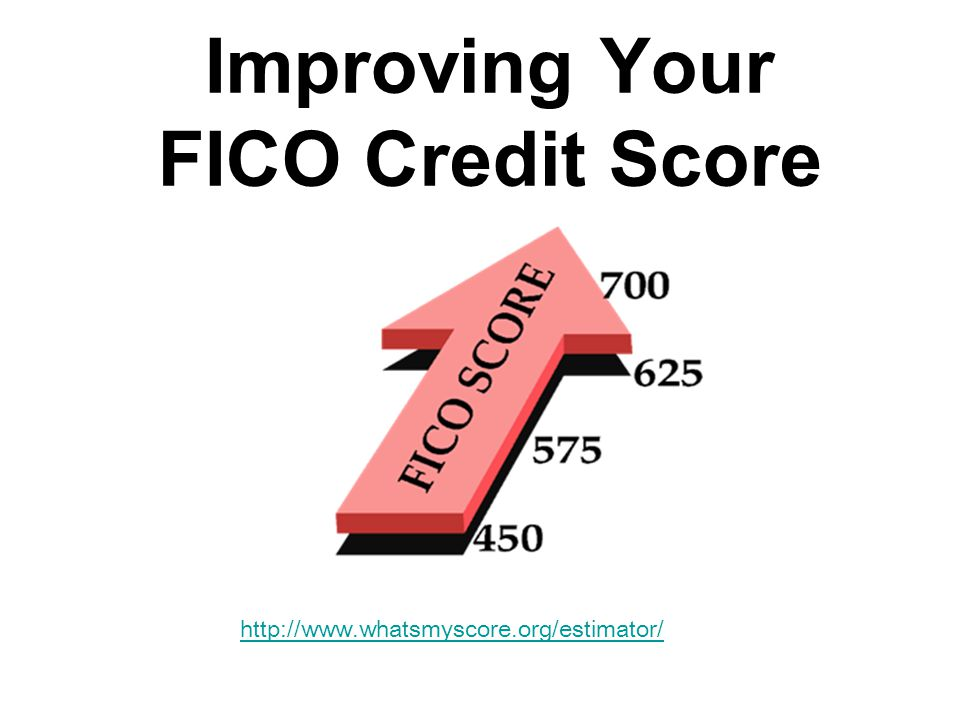 Improving Your FICO Credit Score