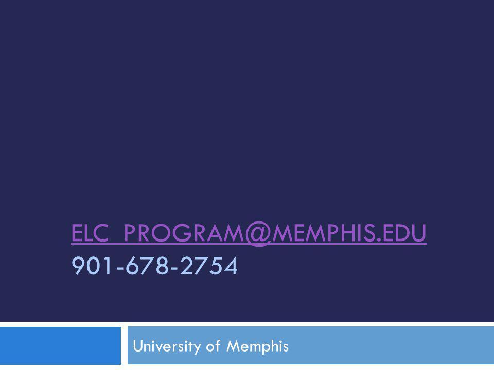 elc_program@memphis.edu 901-678-2754