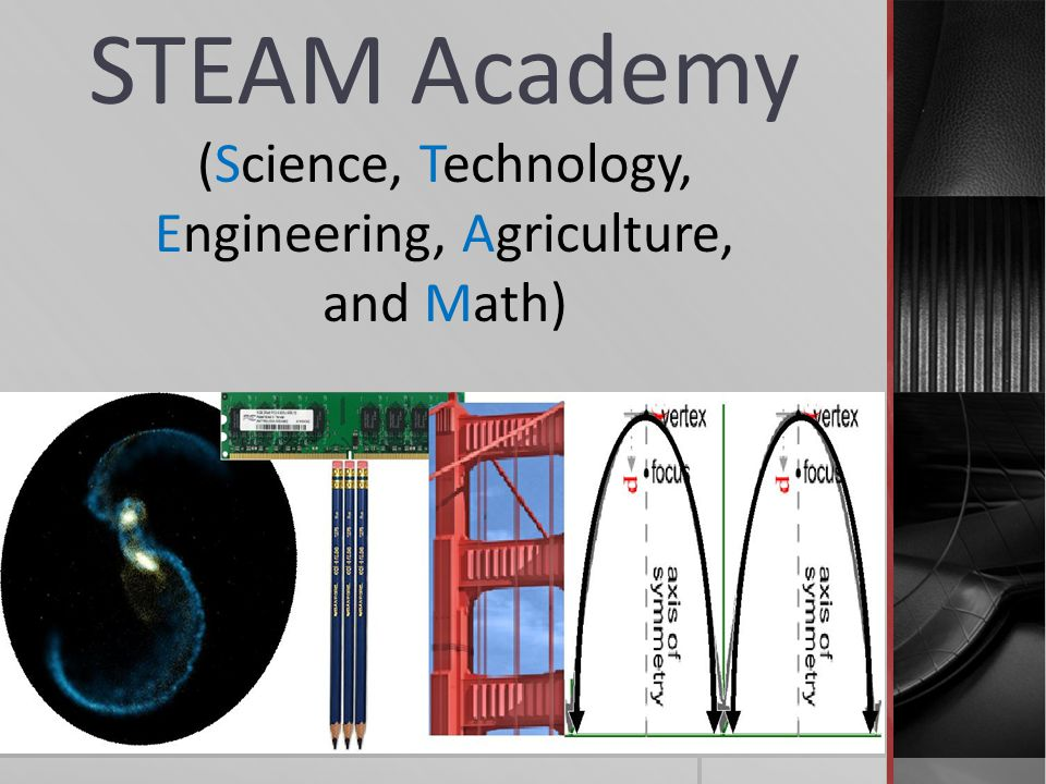 (Science, Technology, Engineering, Agriculture, and Math)