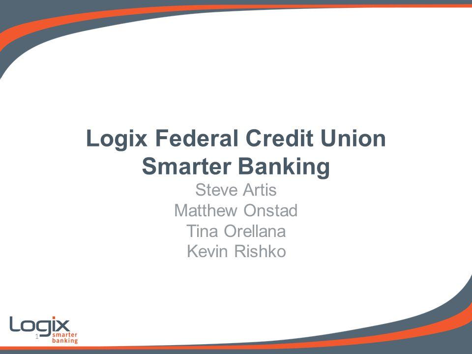 Logix Federal Credit Union Smarter Banking