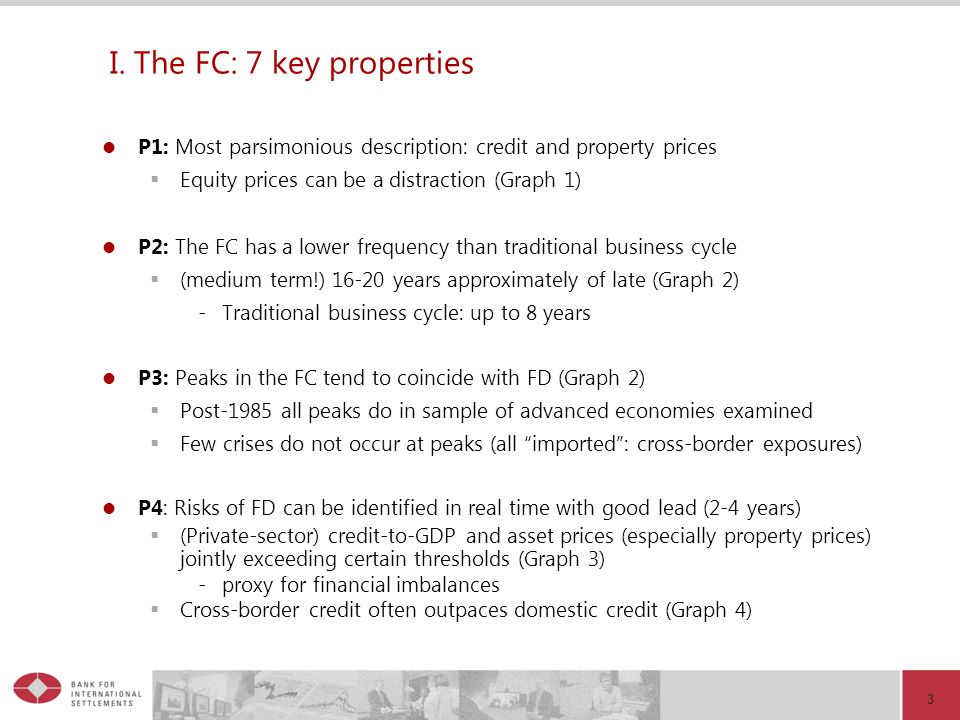 I. The FC: 7 key properties
