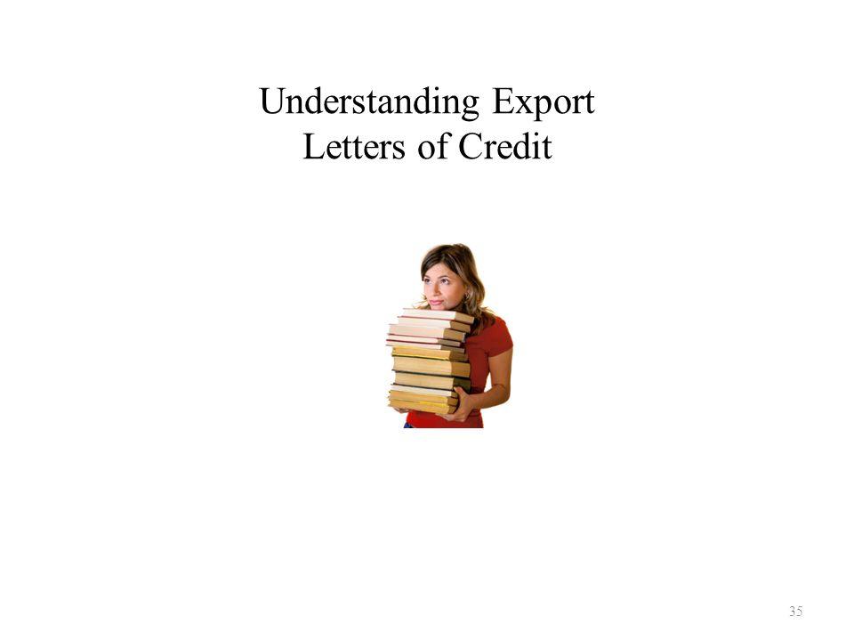 Understanding Export Letters of Credit