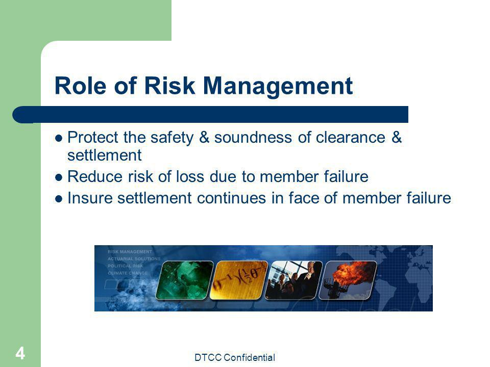 Role of Risk Management