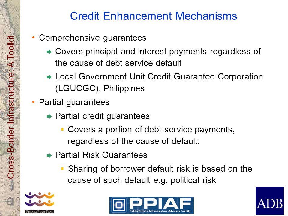 Credit Enhancement Mechanisms