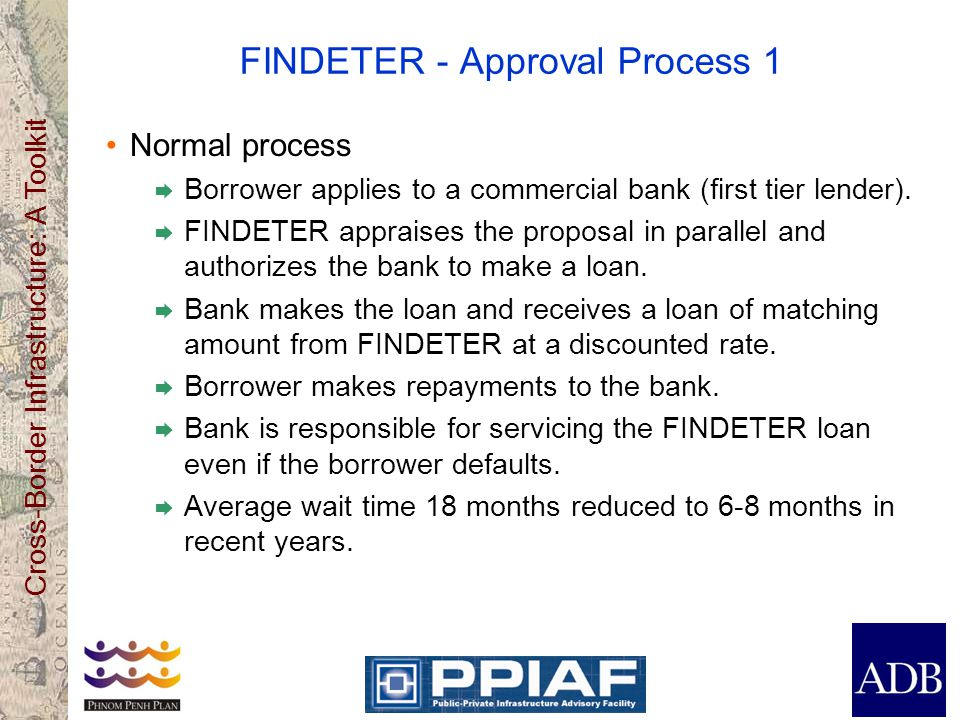 FINDETER - Approval Process 1