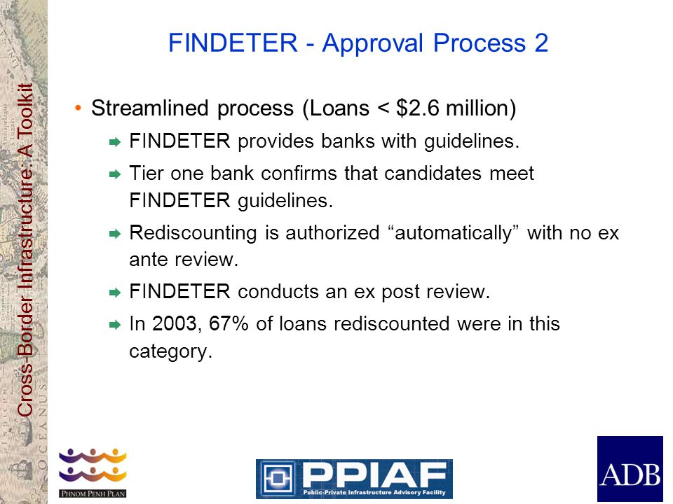 FINDETER - Approval Process 2