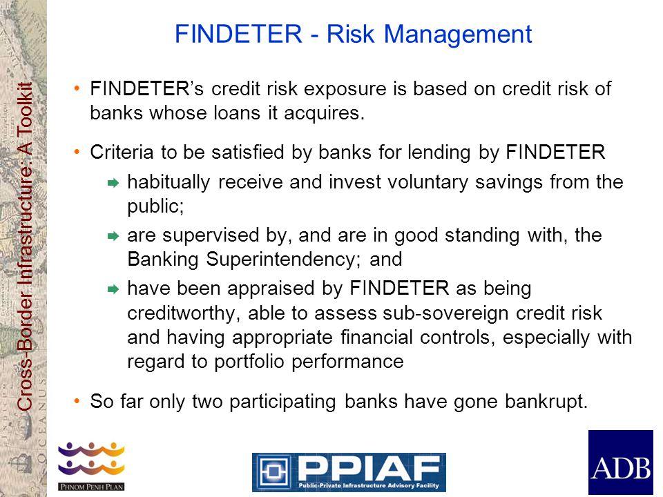 FINDETER - Risk Management