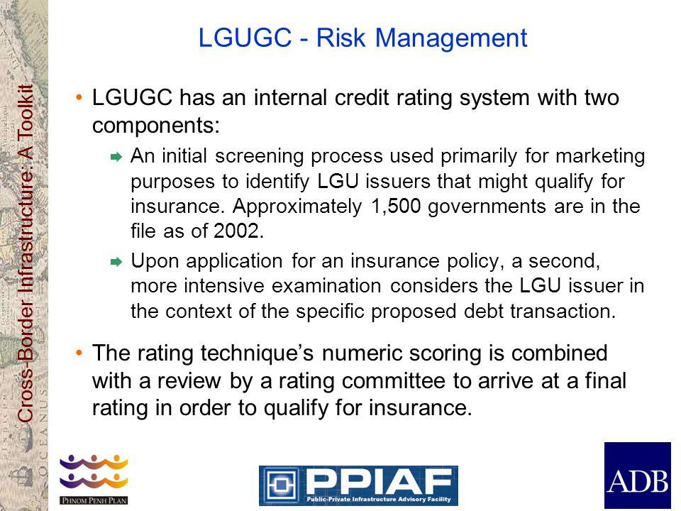 LGUGC - Risk Management