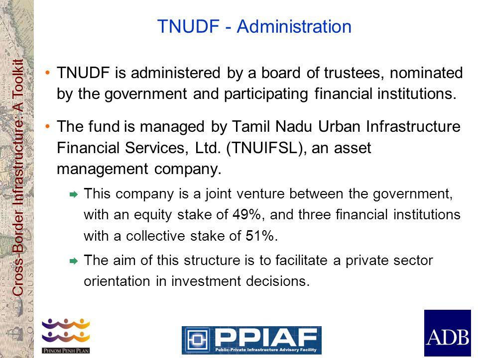 TNUDF - Administration
