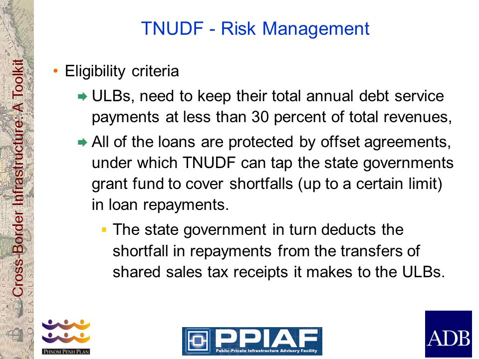 TNUDF - Risk Management