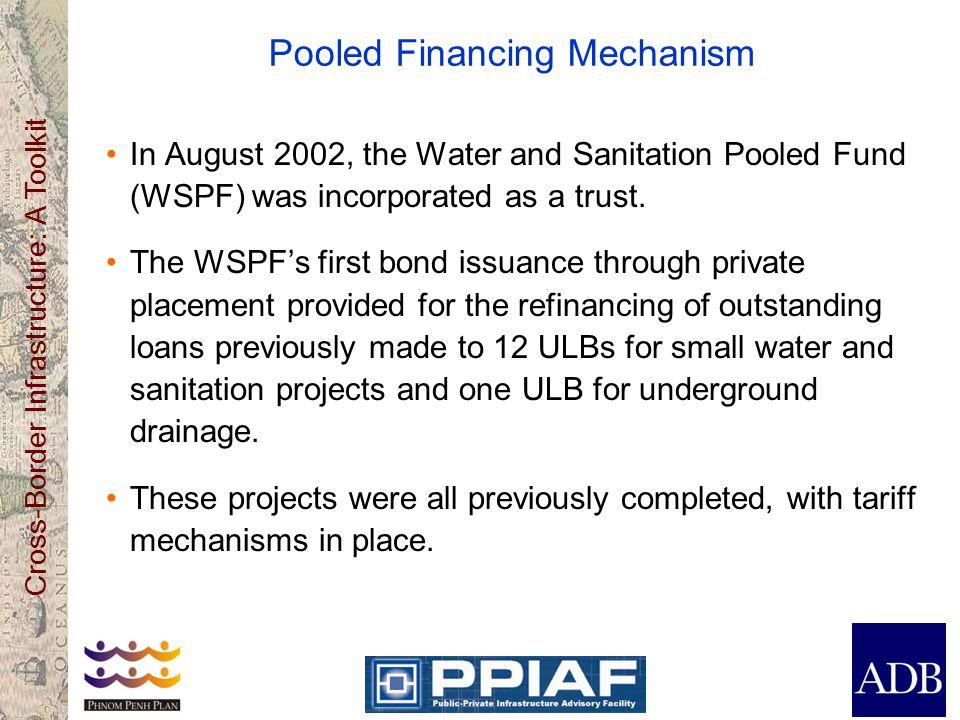 Pooled Financing Mechanism