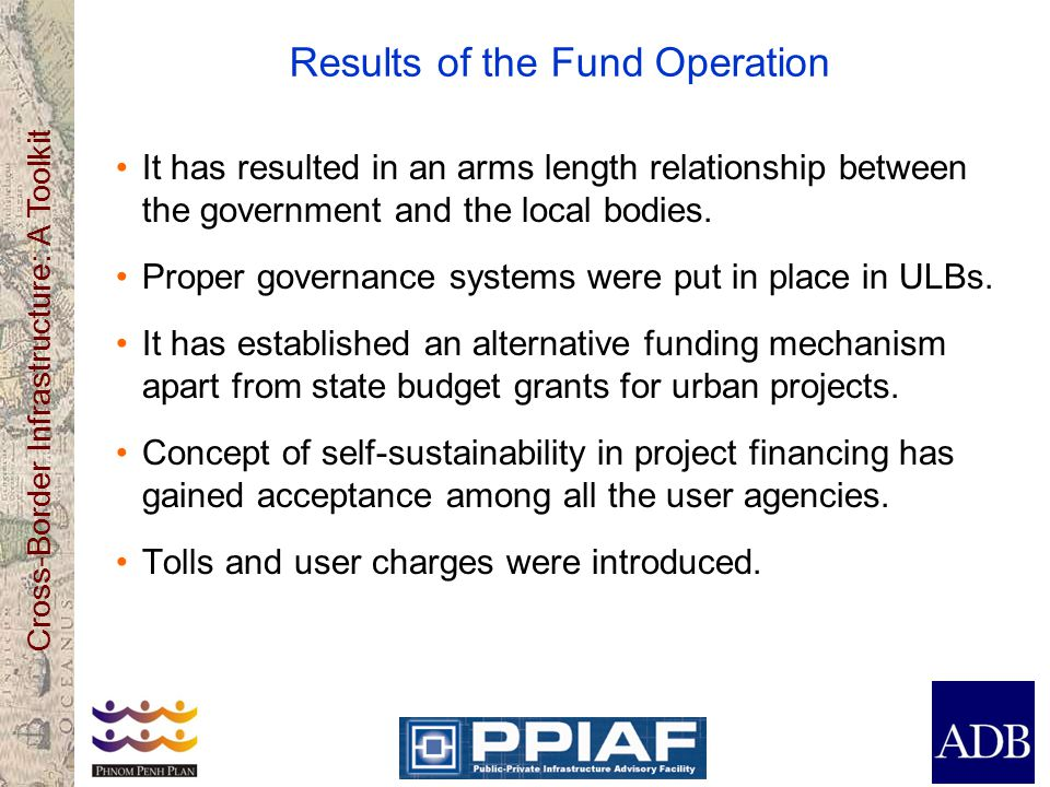 Results of the Fund Operation