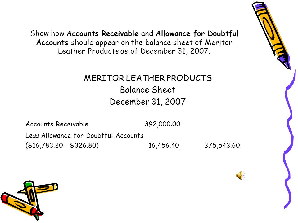 MERITOR LEATHER PRODUCTS