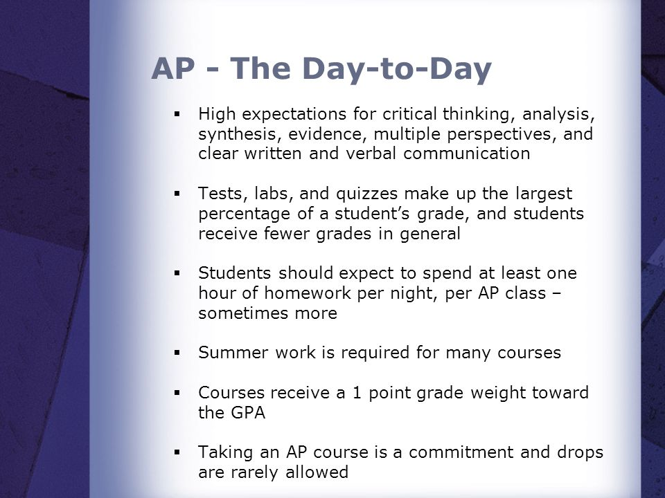 AP - The Day-to-Day
