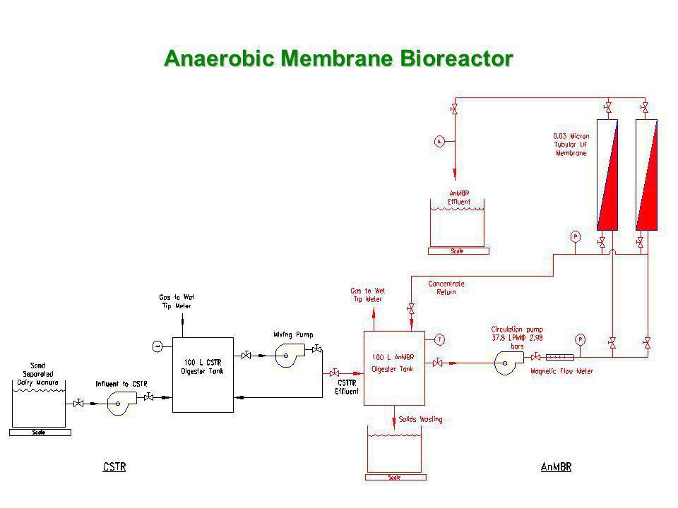 Anaerobic Membrane Bioreactor