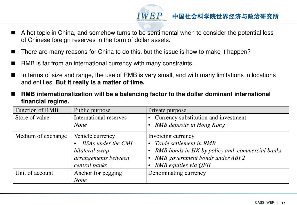 China to play a meaningful role in rebalancing - ppt download