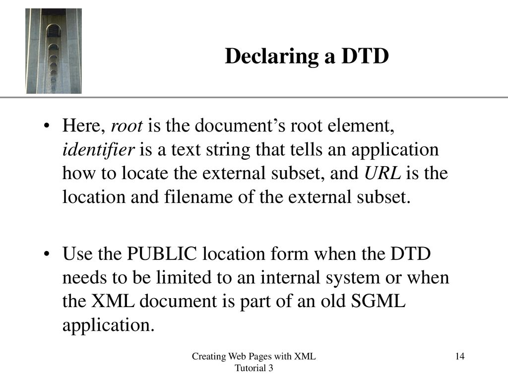 New Perspectives on XML - ppt download