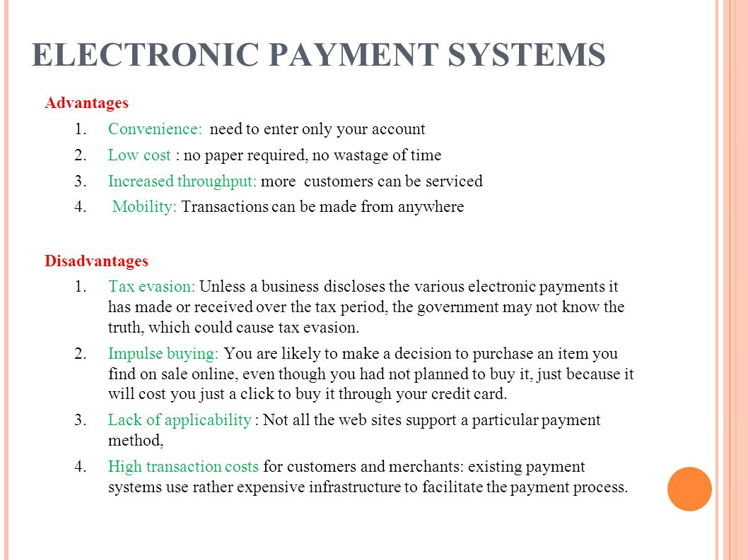"analysis of electronic payment systems essay Use of electronic payments around the world, there is scant evidence of a shift   panel data analysis can help shed further light on factors driving cash demand   hicks, j (1969): ""critical essays in monetary theory"", the canadian journal of."