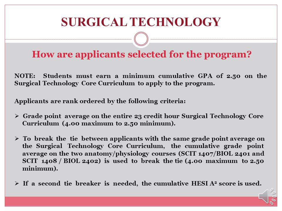 How are applicants selected for the program