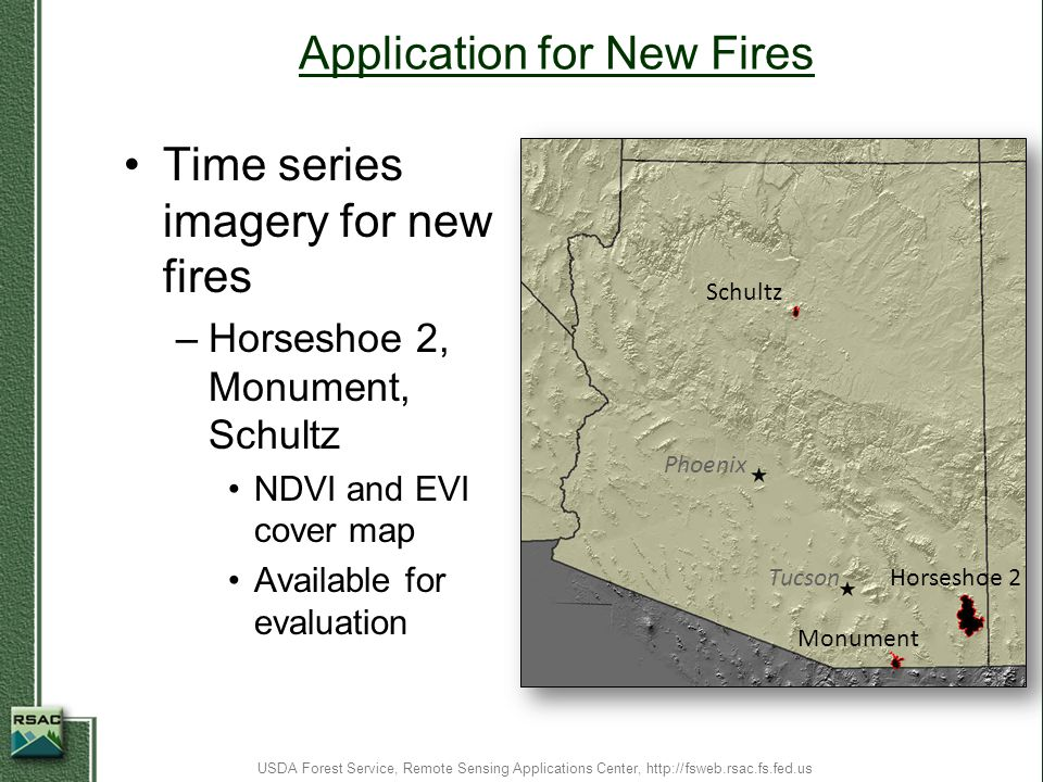 Application for New Fires