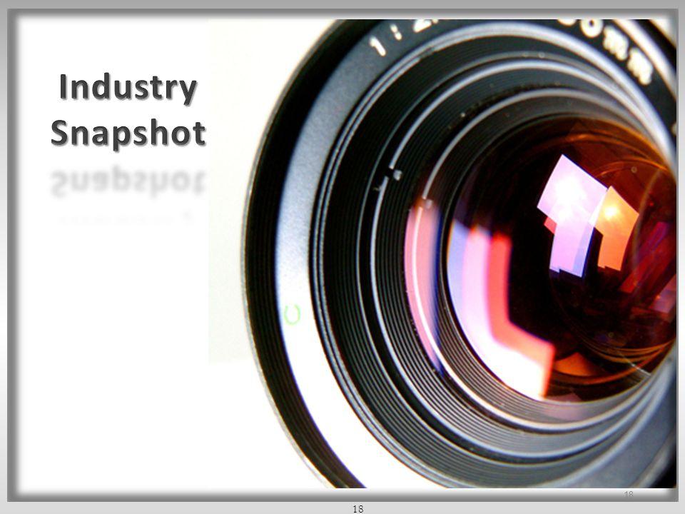 Industry Snapshot 18 18