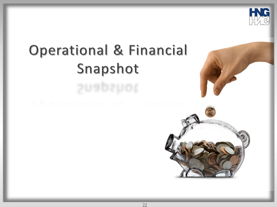 Operational & Financial Snapshot