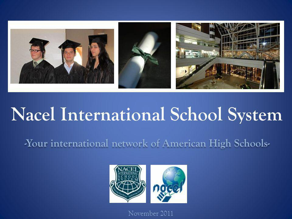 -Your international network of American High Schools-