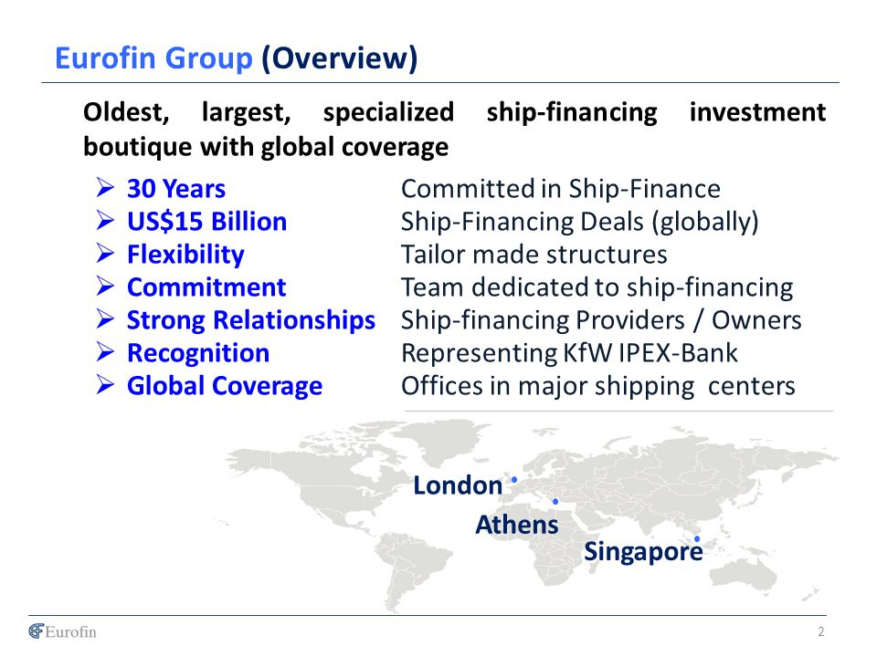 Eurofin Group (Overview)
