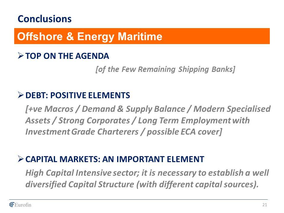 Offshore & Energy Maritime