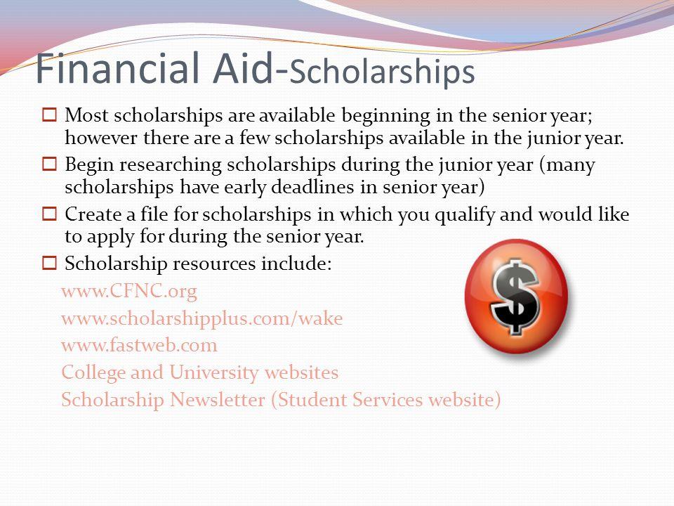 Financial Aid-Scholarships