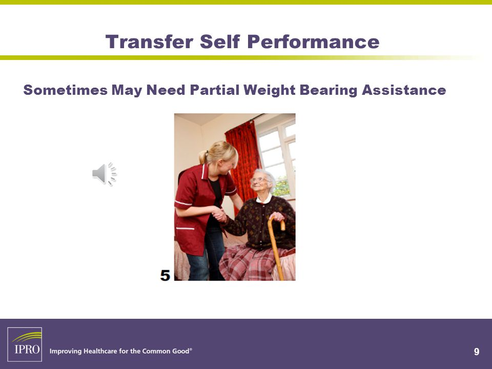 Transfer Self Performance