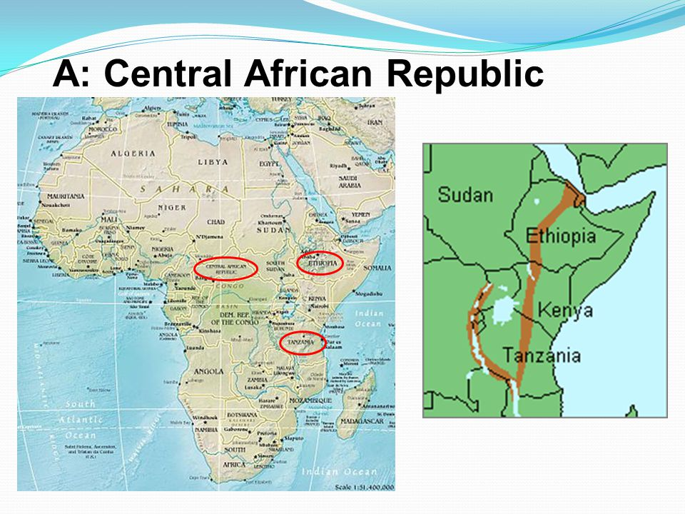 A: Central African Republic