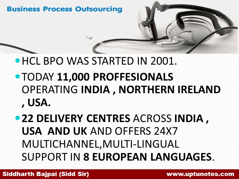 TODAY 11,000 PROFFESIONALS OPERATING INDIA , NORTHERN IRELAND , USA.