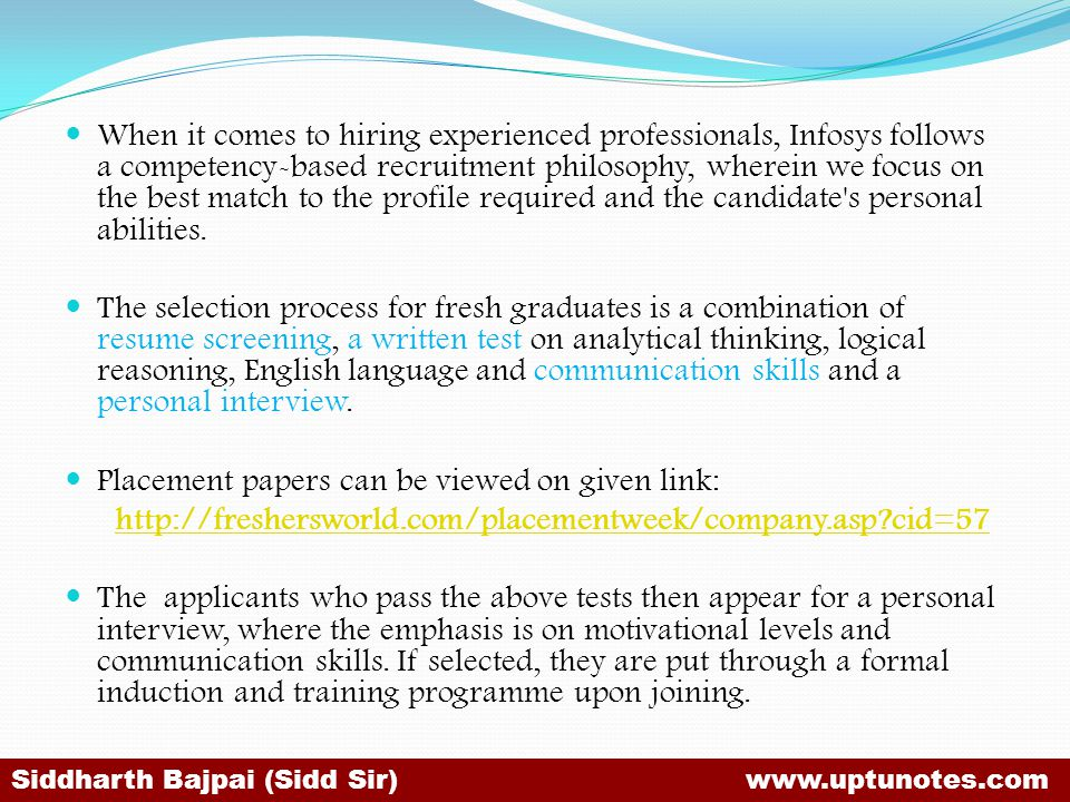 Placement papers can be viewed on given link: