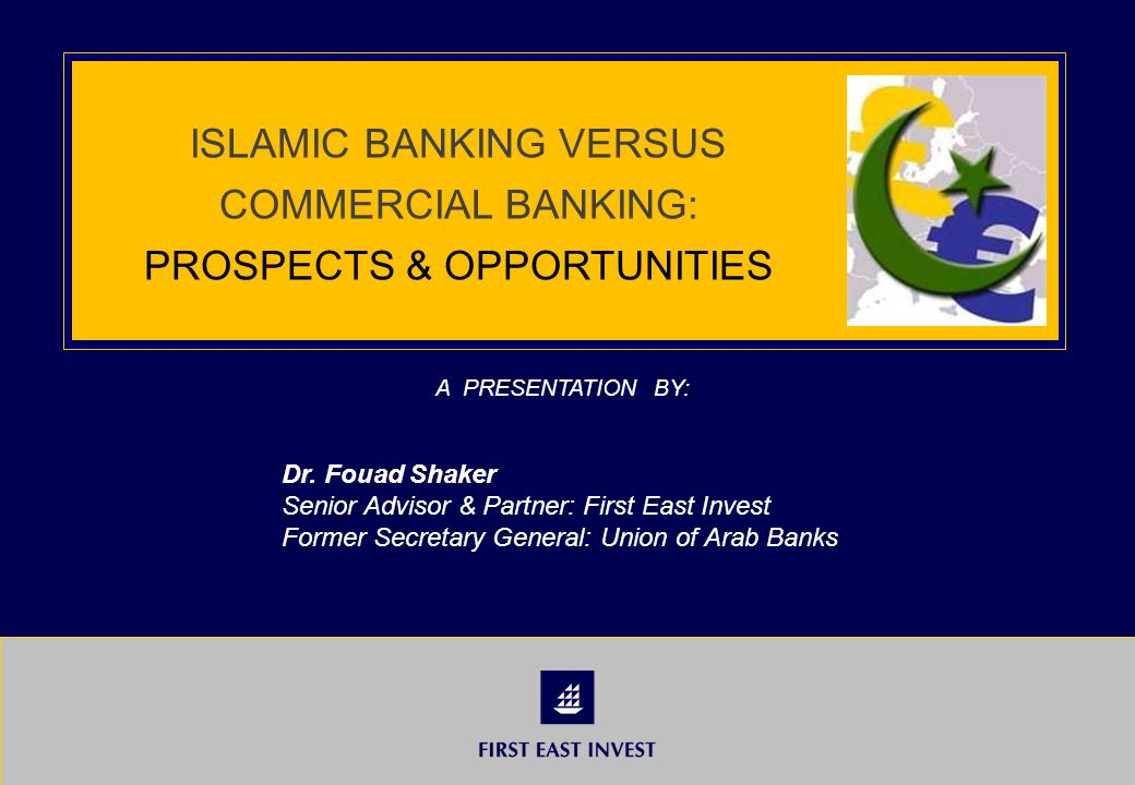ISLAMIC BANKING VERSUS COMMERCIAL BANKING: