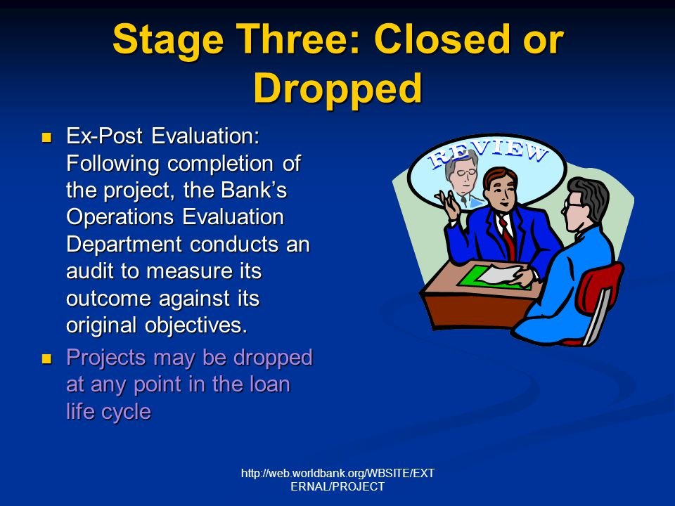 Stage Three: Closed or Dropped