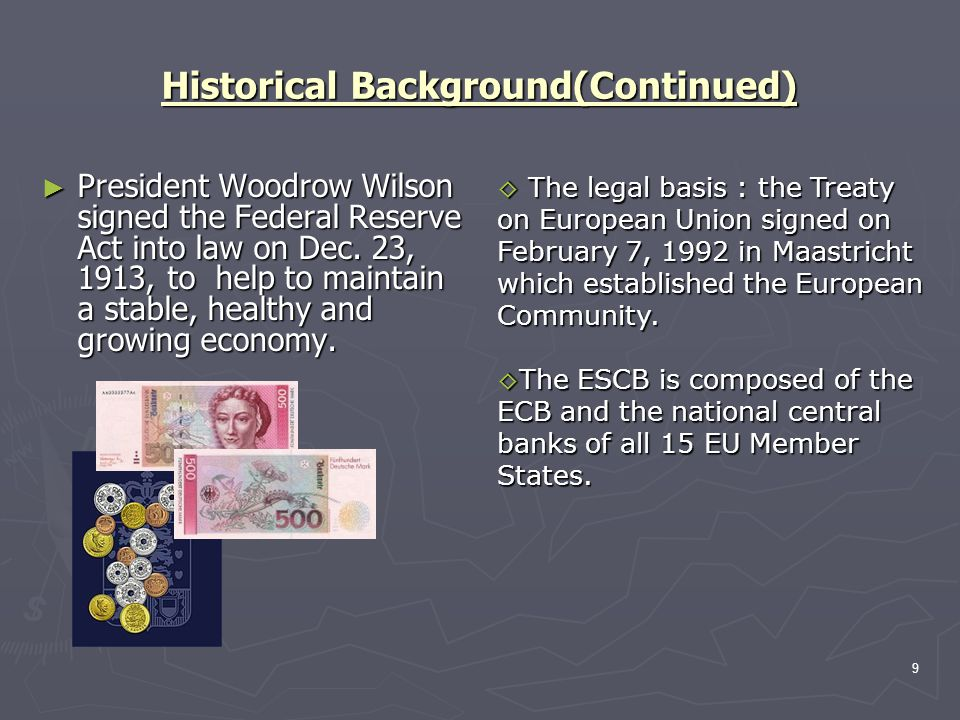 Historical Background(Continued)