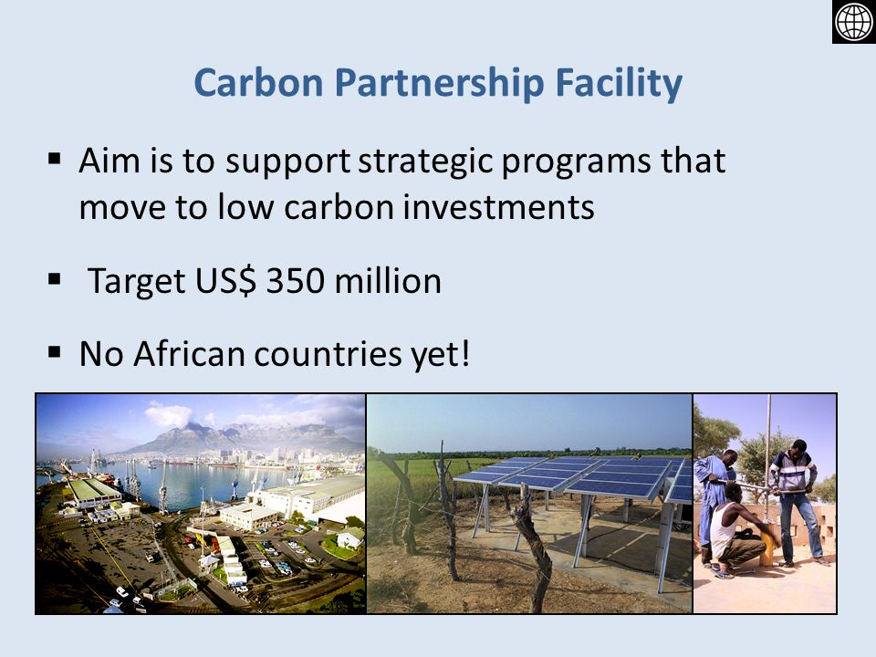 Carbon Partnership Facility