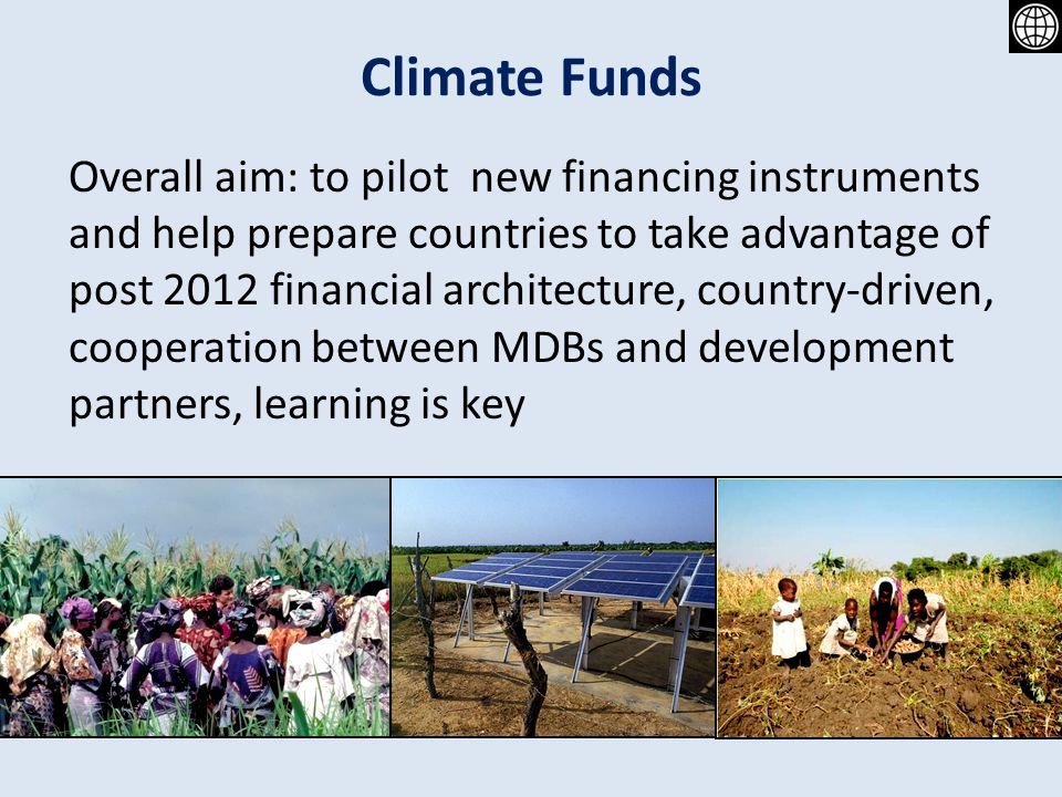 Climate Funds