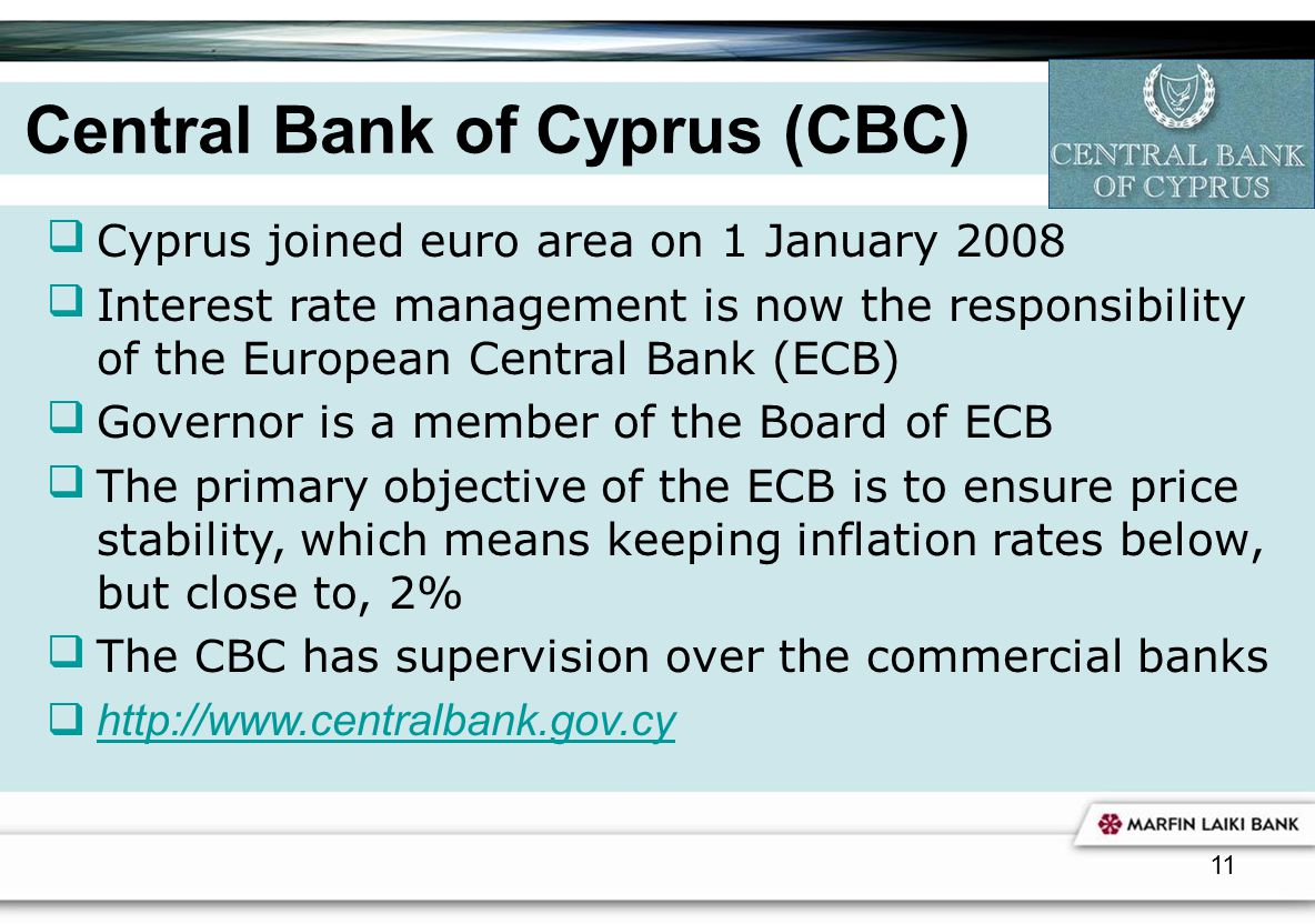 Central Bank of Cyprus (CBC)