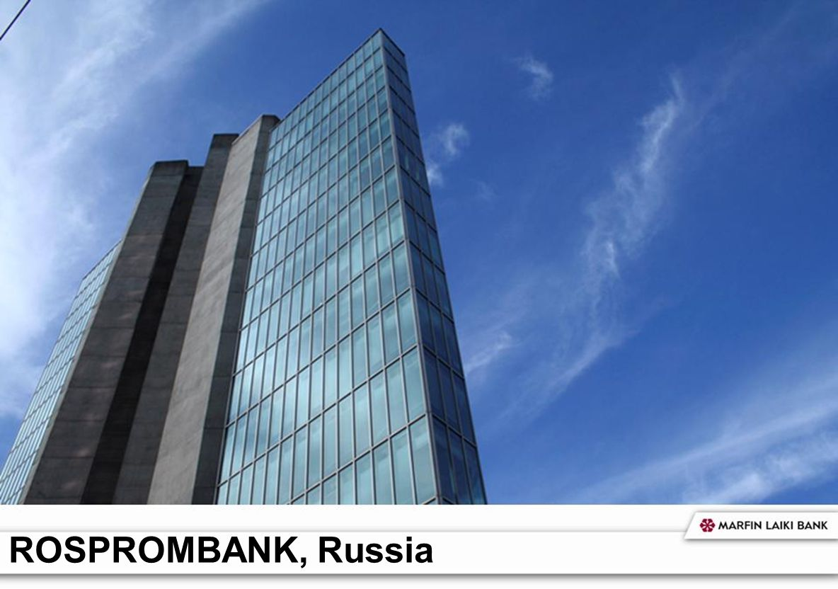 ROSPROMBANK, Russia