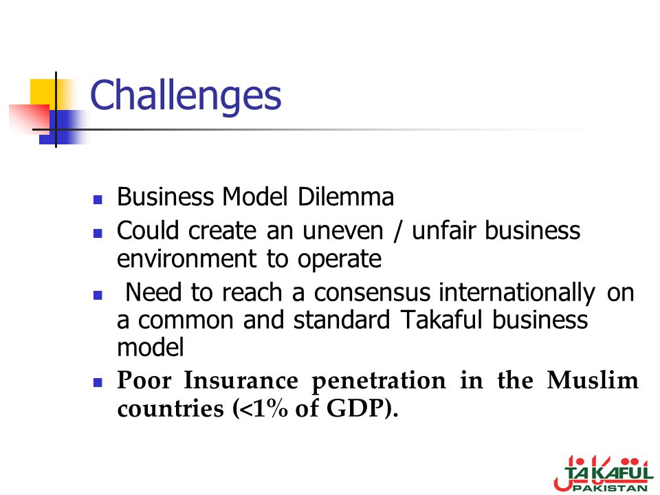 Challenges Business Model Dilemma