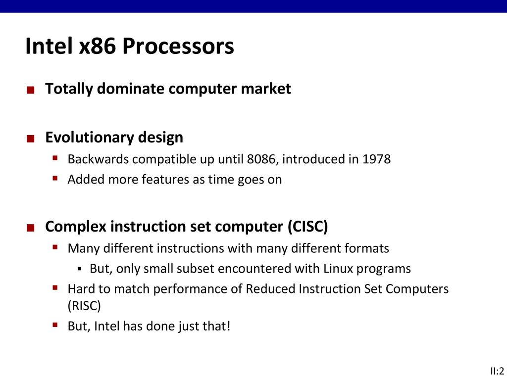 X86 Assembly - Data  - ppt download