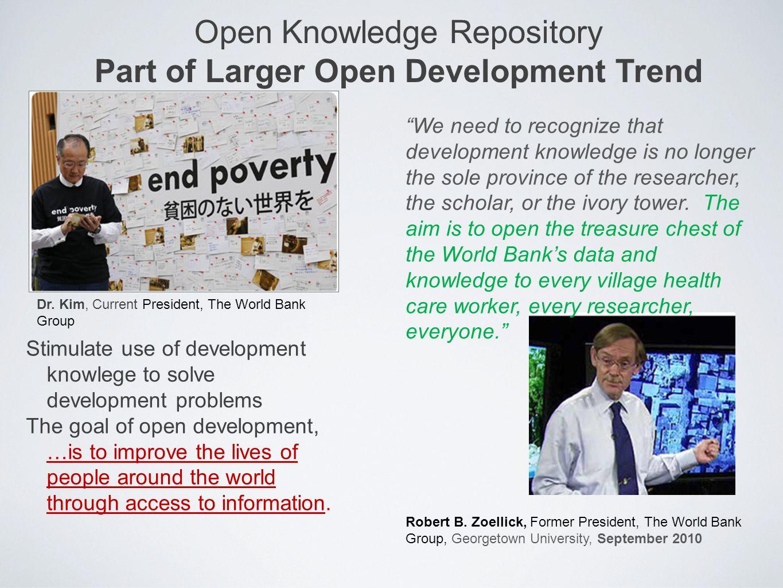 Part of Larger Open Development Trend